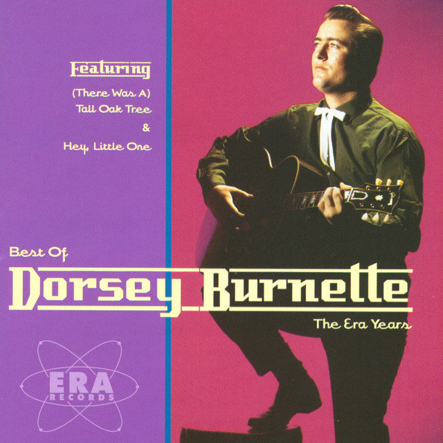 The Best Of Dorsey Burnette - The Era Years