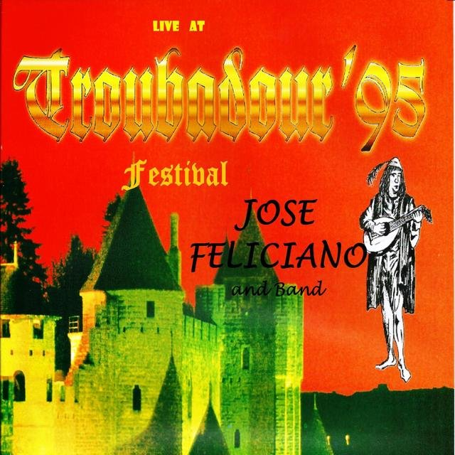 Live at the Troubadour Festival 1995