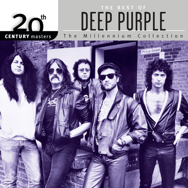 20th Century Masters: The Millennium Collection: Best Of Deep Purple (Reissue)