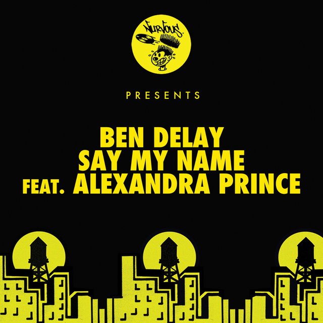 Say My Name (feat. Alexandra Prince)