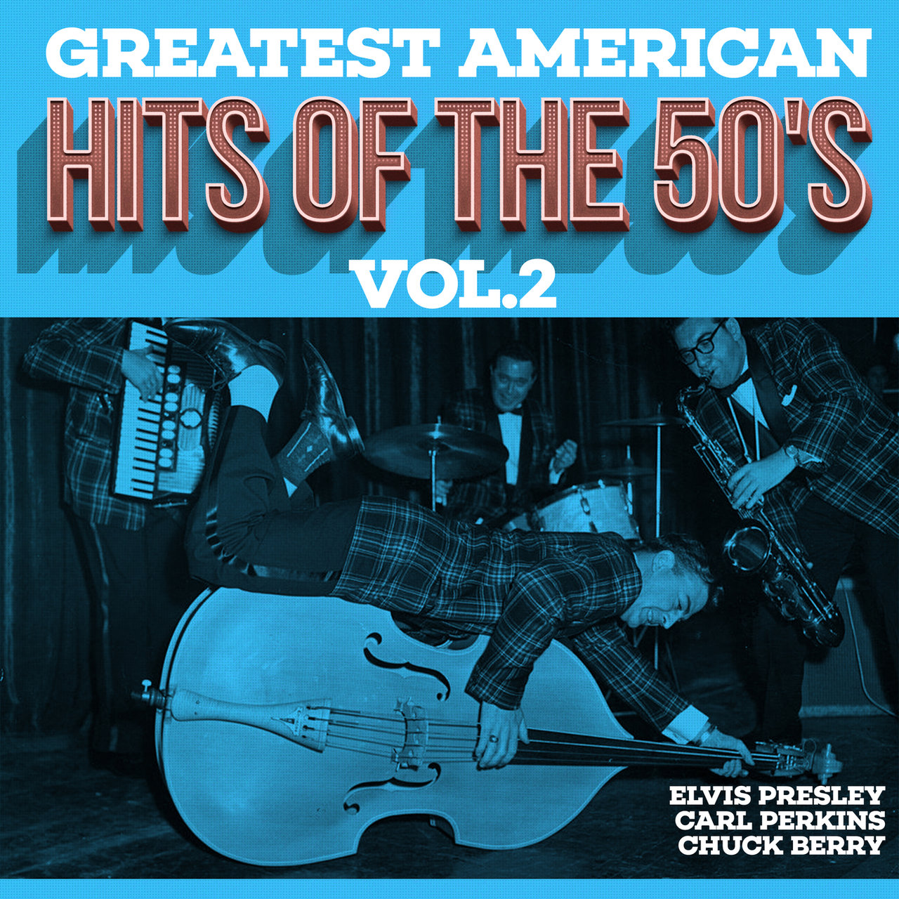 Greatest American Hits Of The 50's Vol.3