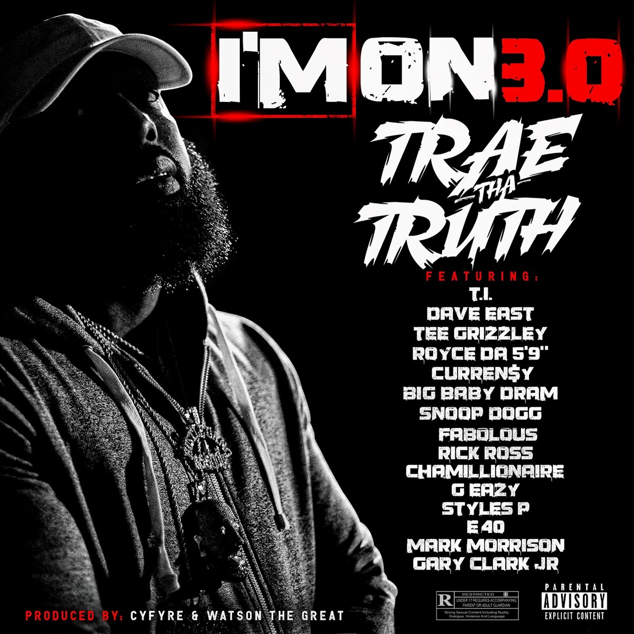I'm On 3.0 (feat. T.I., Dave East, Tee Grizzley, Royce da 5'9