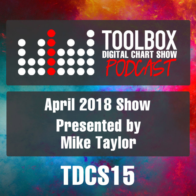 Toolbox Digital Chart Show - April 2018