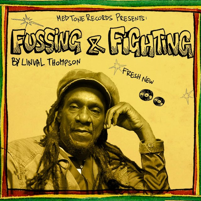 Fussing & Fighting - Single