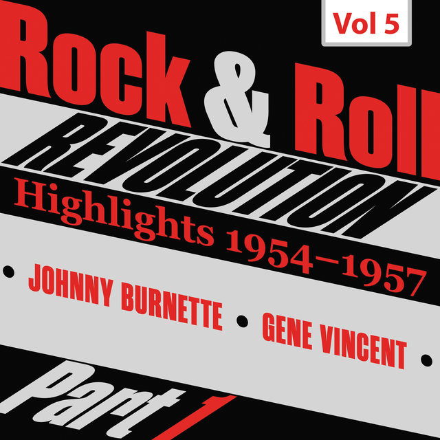 Rock and Roll Revolution, Vol. 5, Part I (1956)