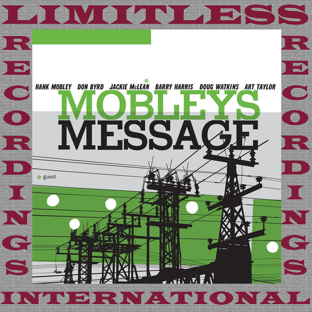 Mobley's Message (Prestige Series, Remastered Version)