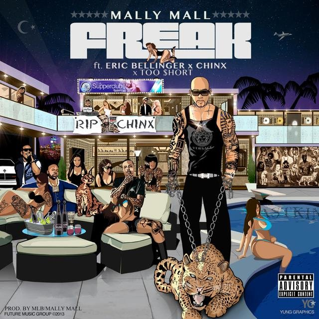 Freak (feat. Eric Bellinger, Chinx & Too Short)