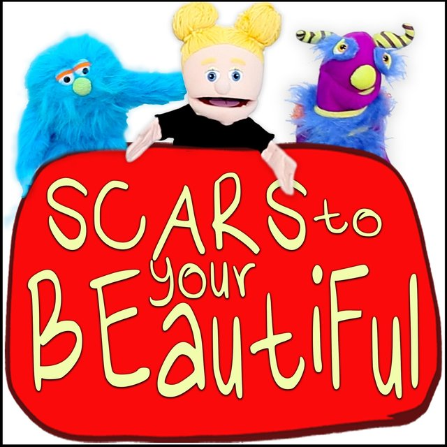 Scars to Your Beautiful (Puppet Version)