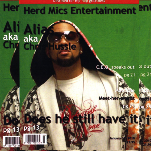 Alias aka Chris Hussle