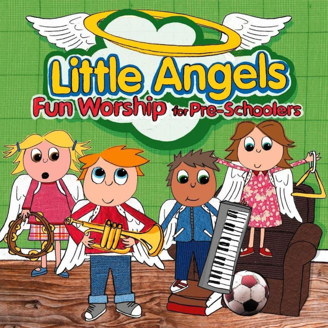 Little Angels: Fun Worship for Pre-Schoolers