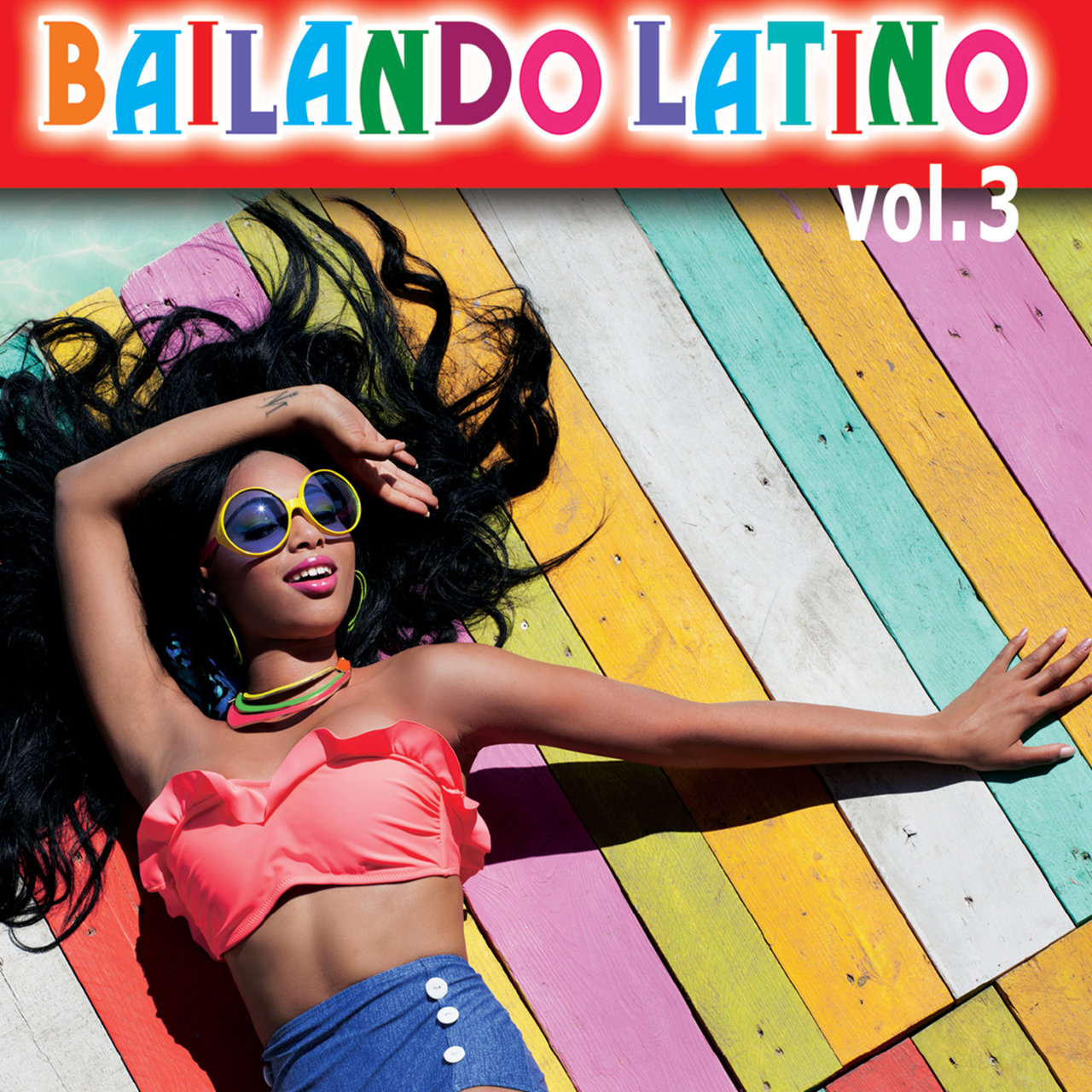 Hitmania Presents: Bailando Latino Vol. 3
