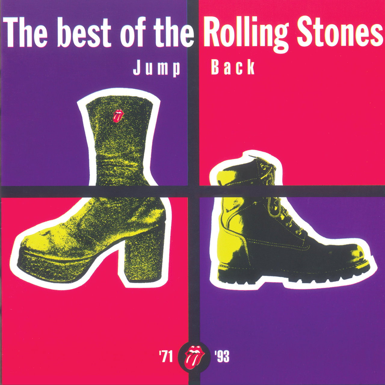 Jump Back - The Best Of The Rolling Stones, '71 - '93 (Remastered)