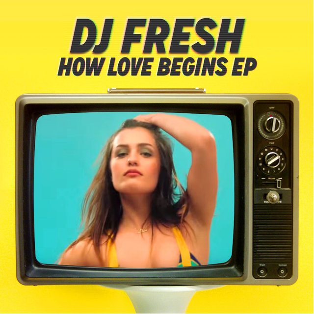 How Love Begins (feat. Dizzee Rascal)