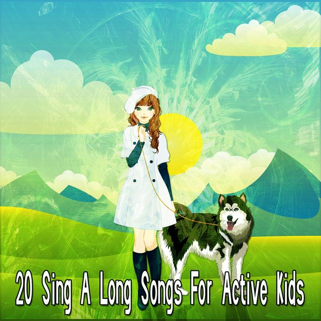 TIDAL Listen To 20 Sing A Long Songs For Active Kids By Canciones Infantiles On