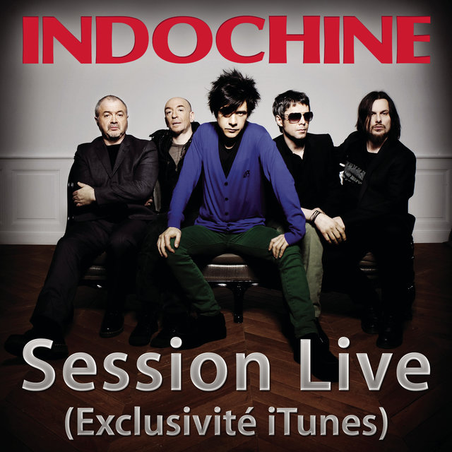 Indochine itunes Sessions EP