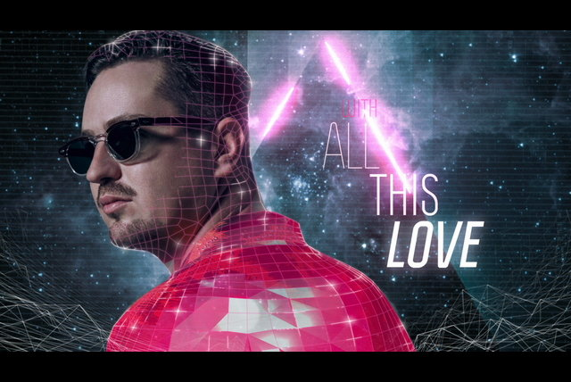 All This Love (feat. Harlœ) [Official Lyric Video]