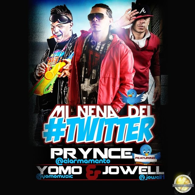 Mi Nena Del Twitter (Feat. YOMO & JOWELL) - Single