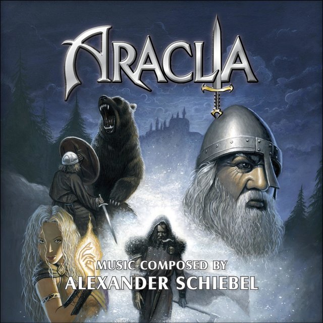 Araclia (Music from the RPG)