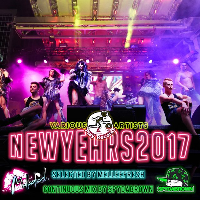 New Years 2017 - Selected by Melleefresh