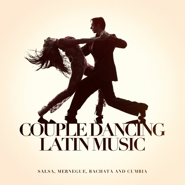 Couple Dancing Latin Music (Salsa, Merengue, Bachata and Cumbia)