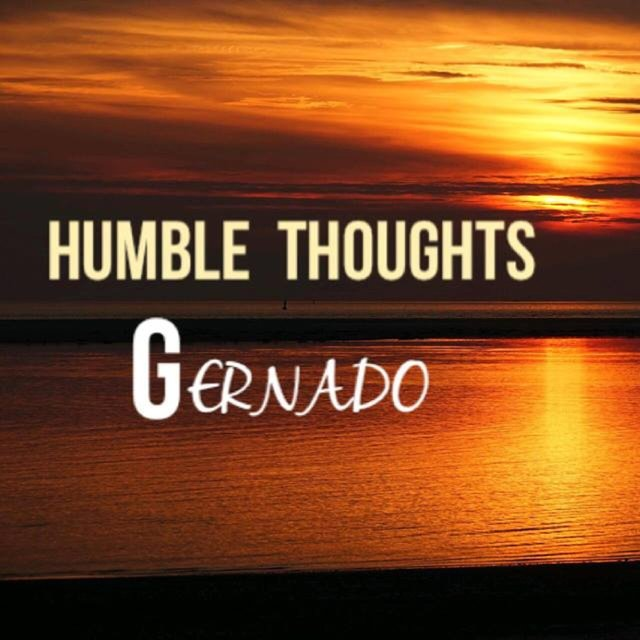 Humble Thoughts