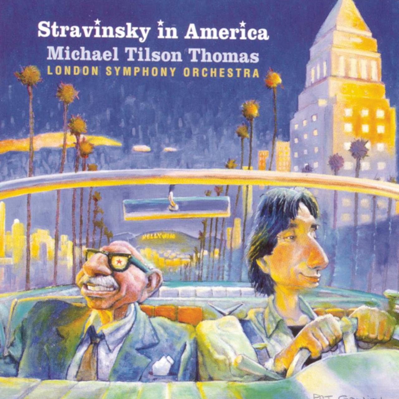 Tidal Listen To Stravinsky In America On Tidal