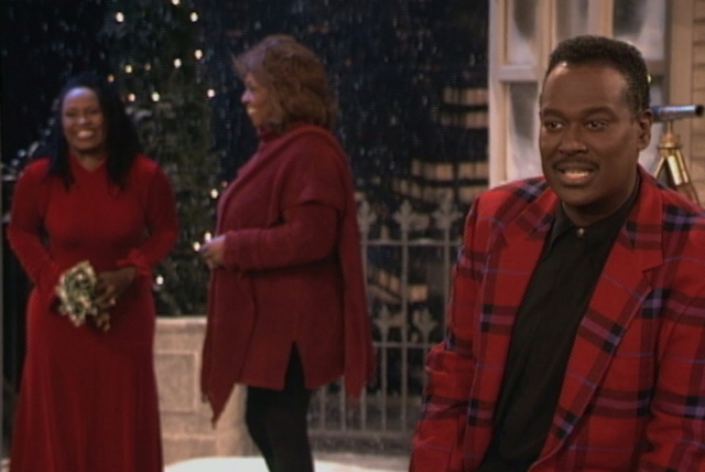 Luther Vandross Christmas.This Is Christmas