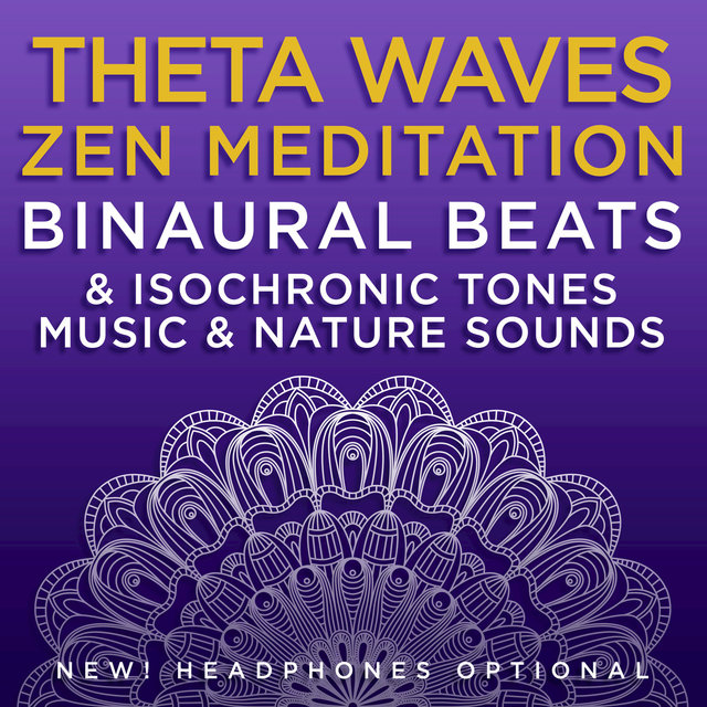 Listen to Over 3 Hours of Theta Waves Meditation Binaural