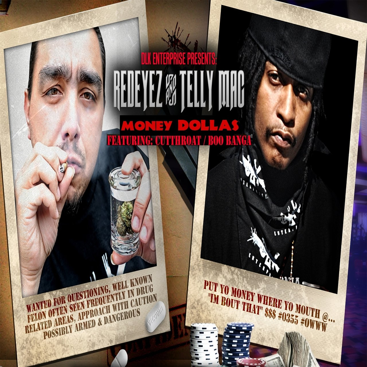 Money Dollas (feat. Telly Mac, Cutthroat & Boo Banga) - Single