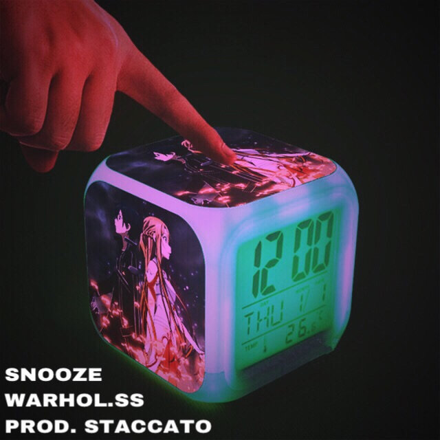 Snooze (feat. Warhol.SS)