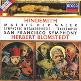Hindemith: Symphonic Metamorphoses on Themes by Carl Maria von Weber - 1. Allegro