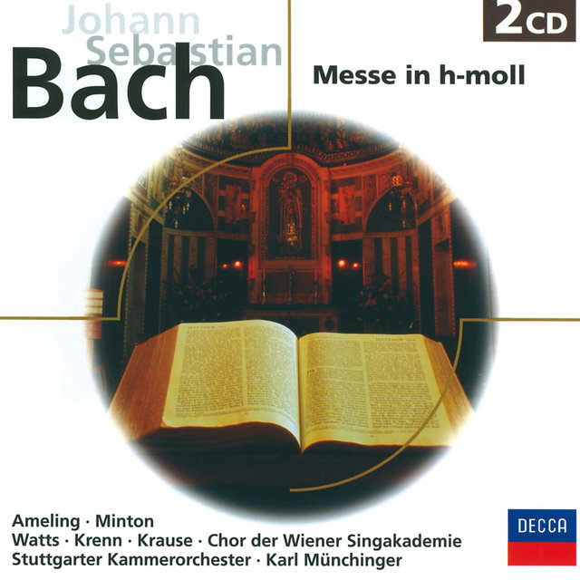 J.S. Bach: Messe in h-moll, BWV 232