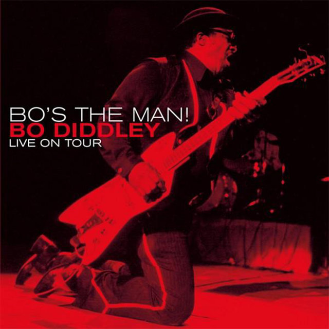 Bo's the Man! (Live On Tour)