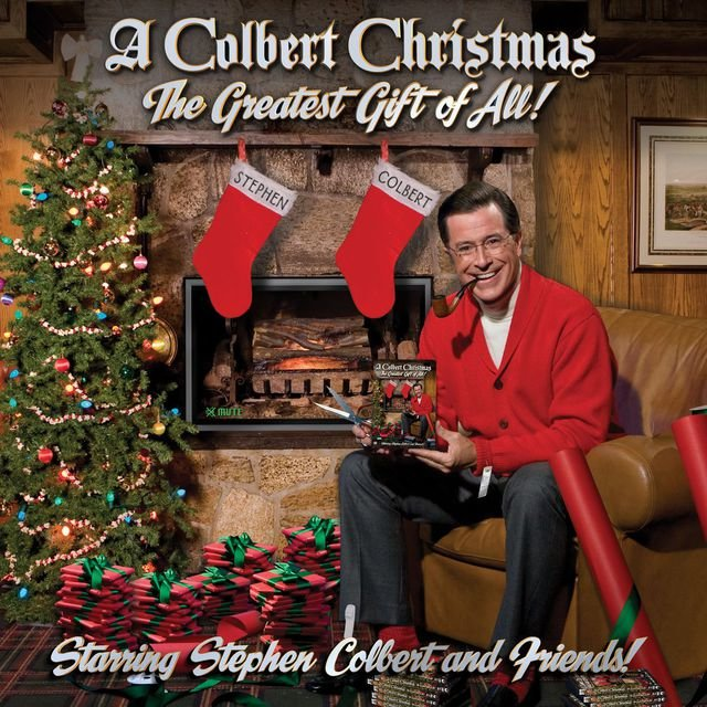 A Colbert Christmas: The Greatest Gift of All