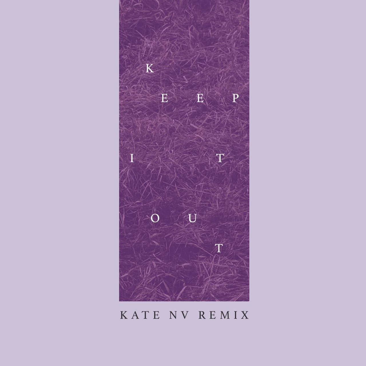 Keep It Out (Kate NV Remix)