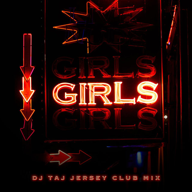 Poledancer (feat. Megan Thee Stallion) [DJ Taj Jersey Club Mix]