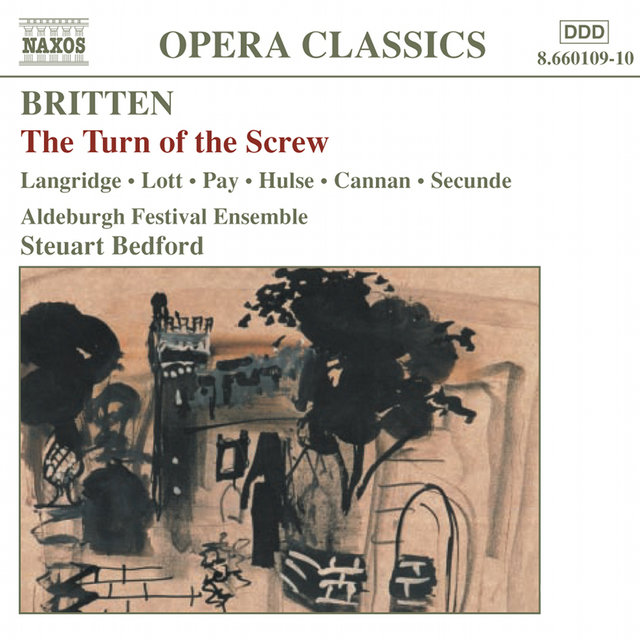 Britten: Turn of the Screw (The)