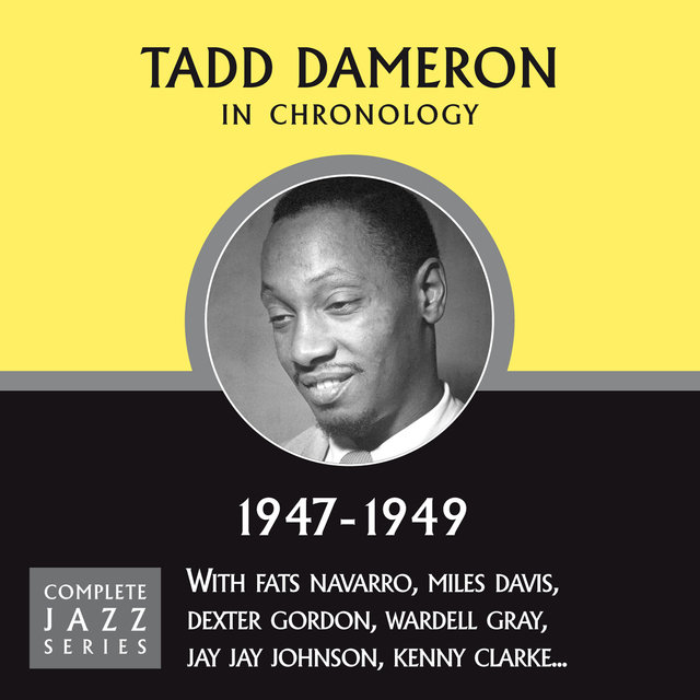 Complete Jazz Series 1947 - 1949