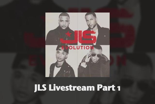 JLS - Live Stream (Part 1) by JLS on TIDAL