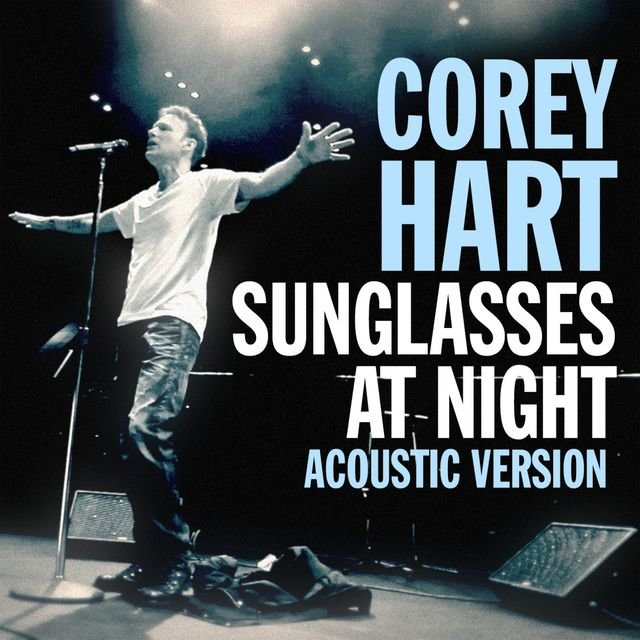 Sunglasses At Night (Acoustic Version)