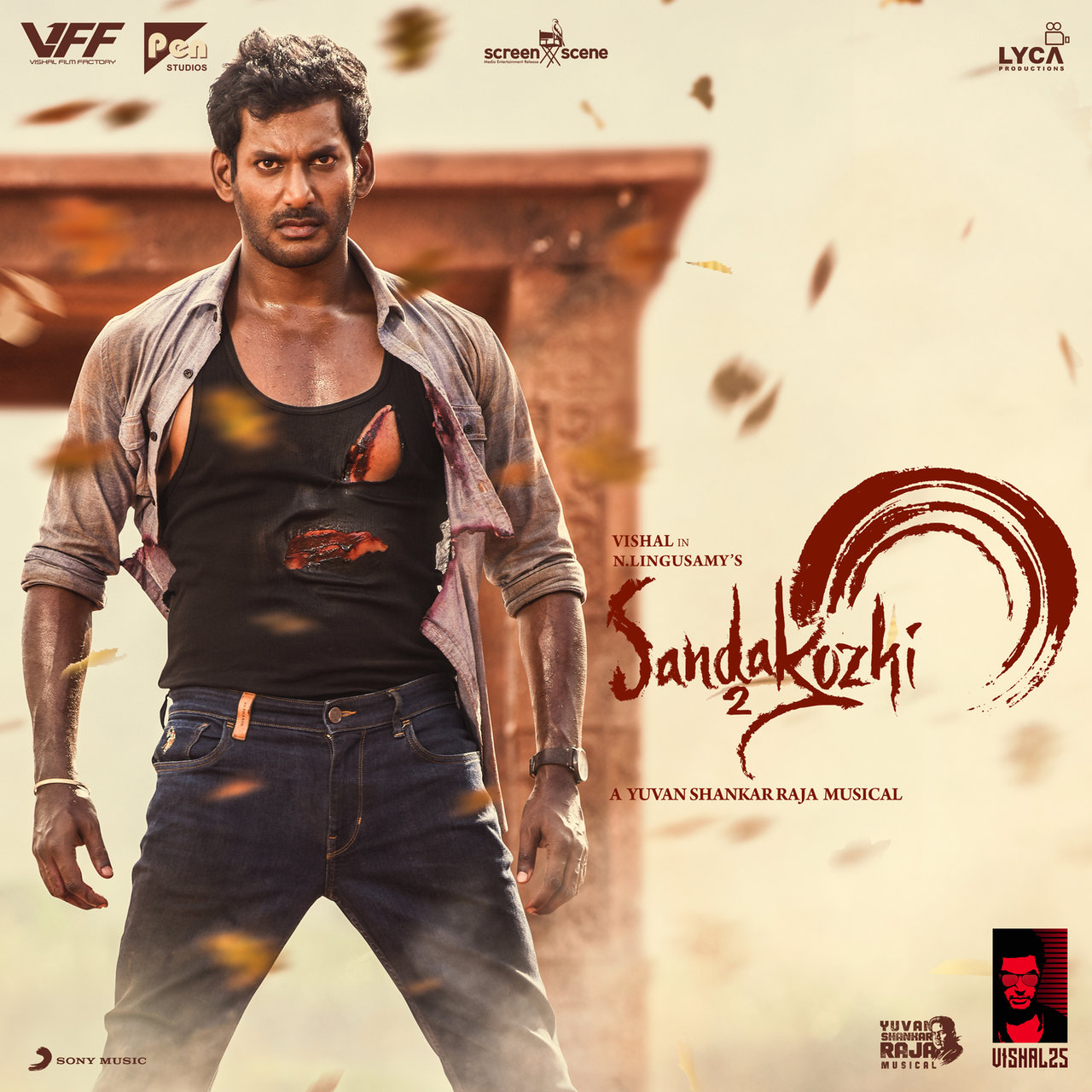 Sandakozhi 2 (Original Motion Picture Soundtrack)
