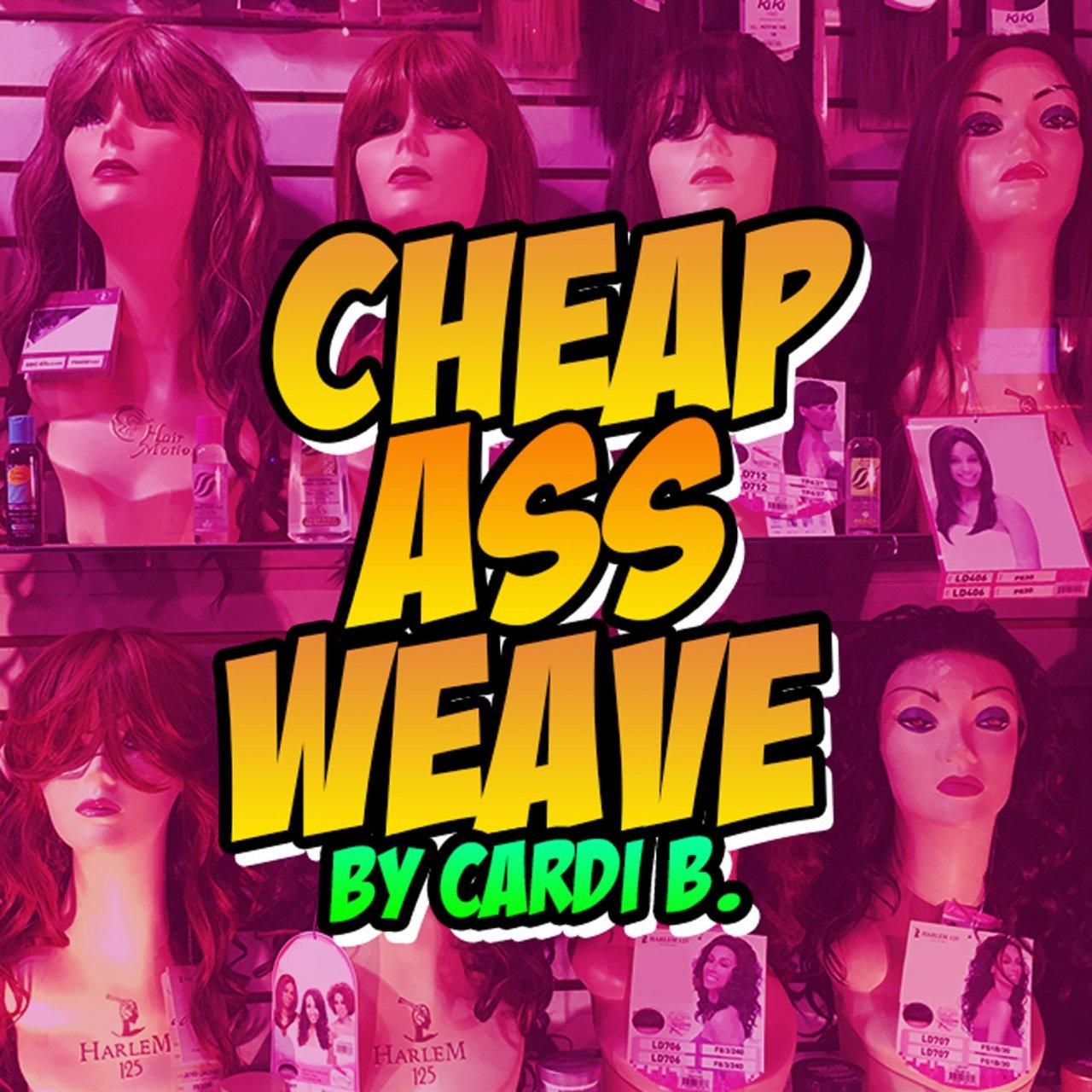 Cheap Ass Weave - Single