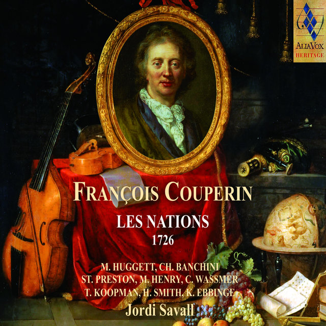 François Couperin: Les Nations (Remastered)