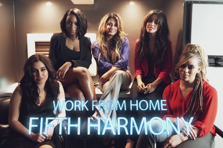 Behind the Scenes of Work from Home