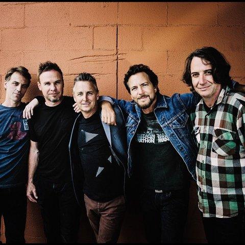 Pearl Jam on TIDAL