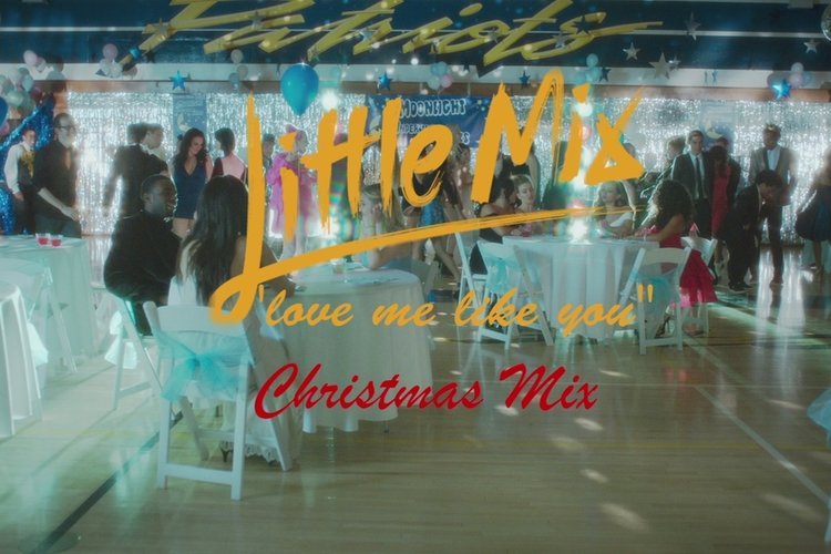 Love Me Like You (Christmas Mix [Official Video])