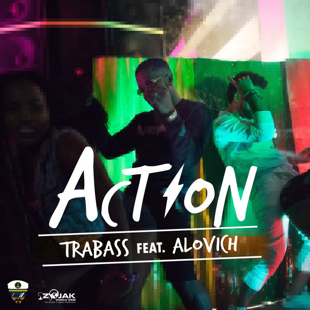 Action (Feat. Alovich) - Single