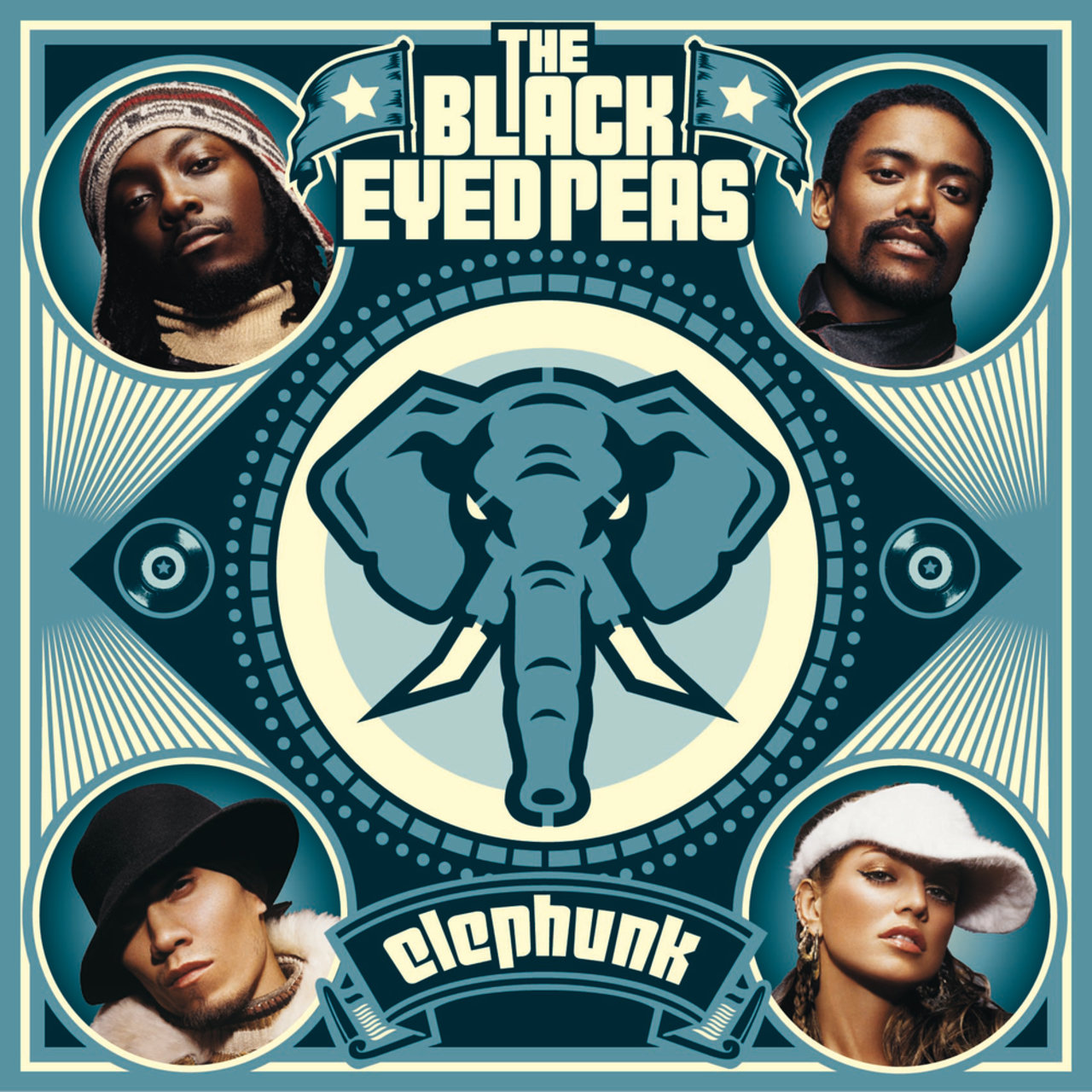 Elephunk (France Only Version)