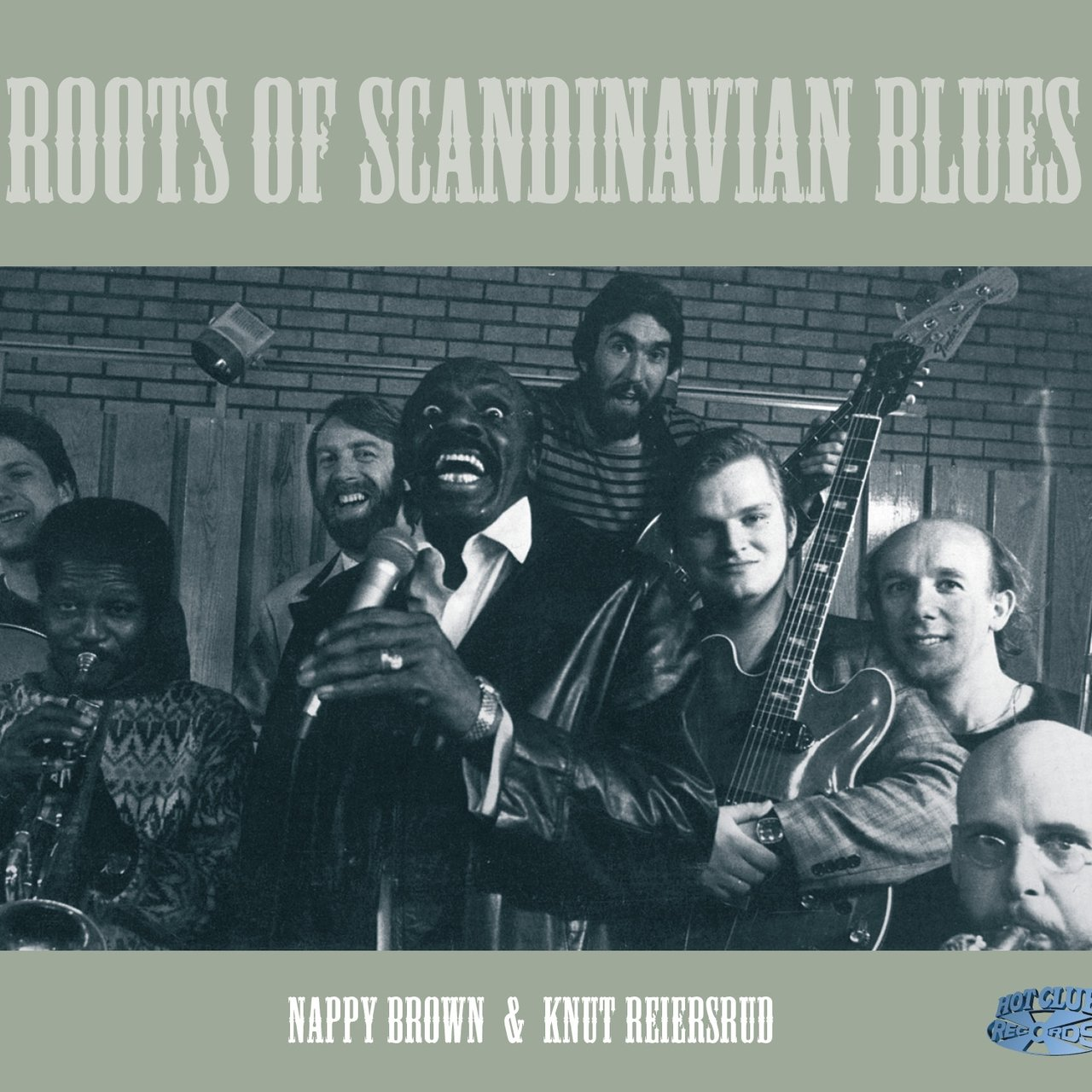 Roots Of Scandinavian Blues