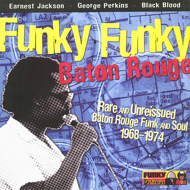 Funky Funky Baton Rouge